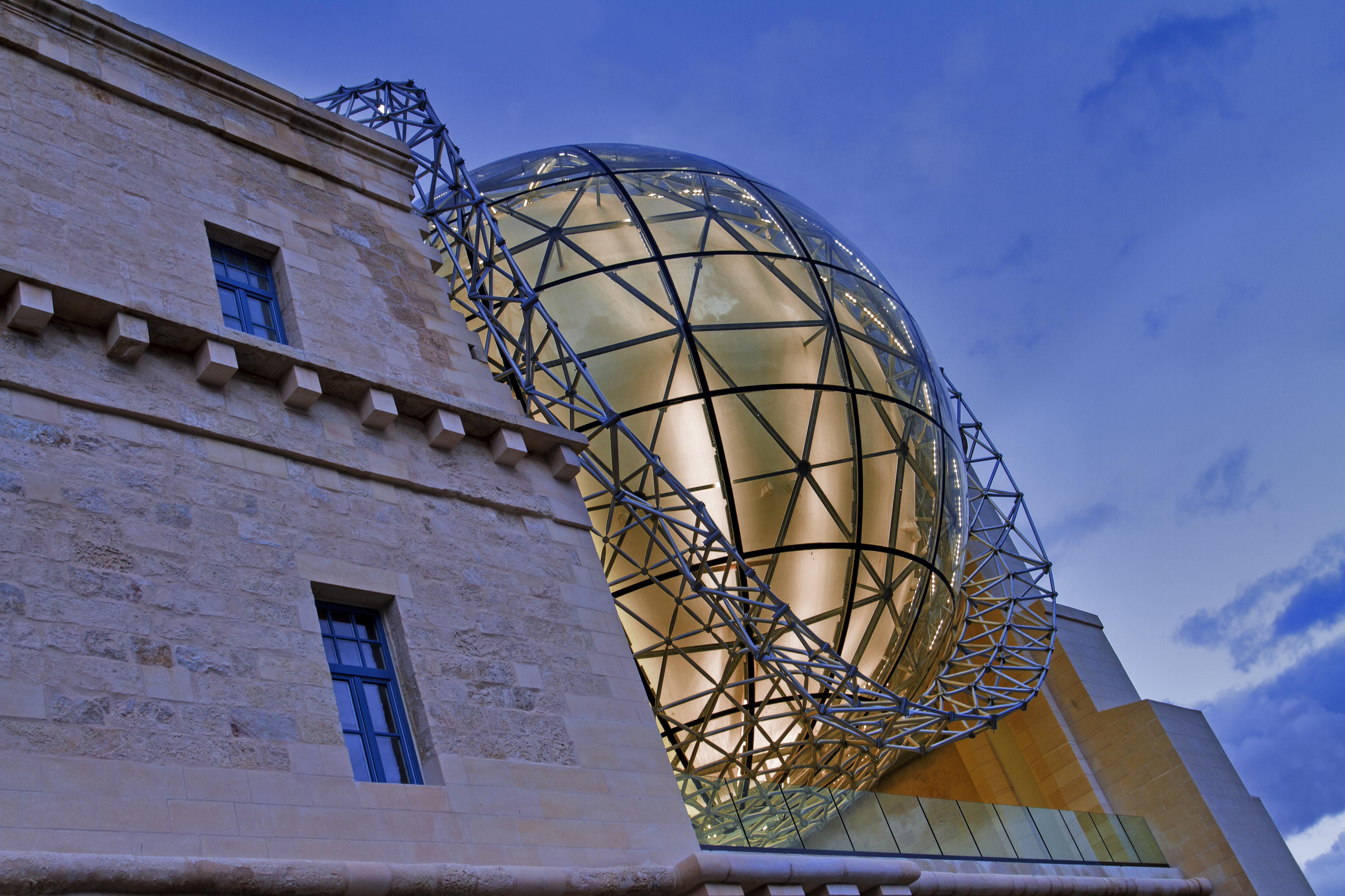 Esplora Planetarium - Credit Charles Grixti