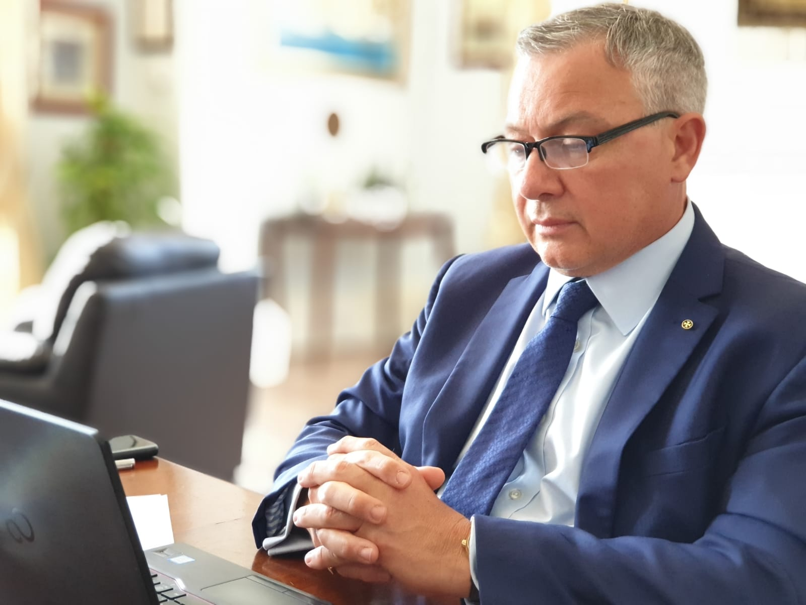 Dr Jeffrey Pullicino Orlando